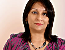 Sita Gajadhar-Persad - Click for bio